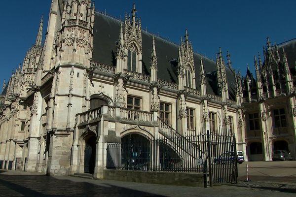 Le Tribunal de Rouen