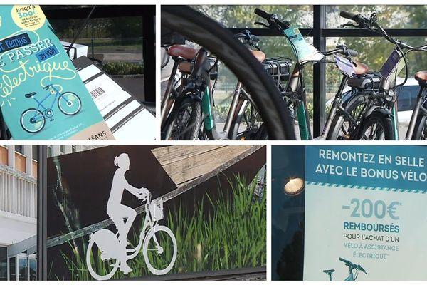 L'Etat offre une prime de 200 € pour l'achat d'un vélo électrique. Une offre qui se termine le 31 janvier 2018. Orléans Métropole, elle, a décidé d'offrir 300 € de prime aux revenus les plus modestes. Une offre inadaptée qui peine à trouver sa cible selon les professionnels.