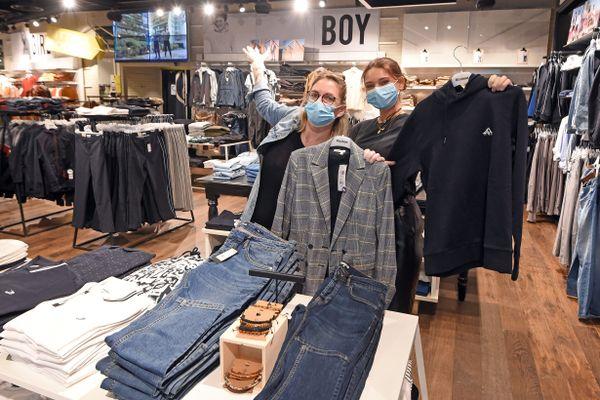Des bons d'achats soutiennent les commerces à Nancy et à Metz