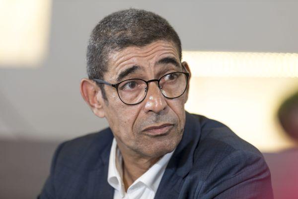 François Astorg a été élu maire d'Annecy au second tour des élections municipales, le 28 juin.