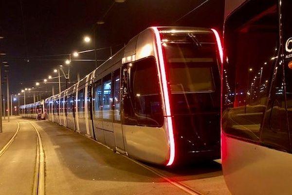 Le tramway de Tours
