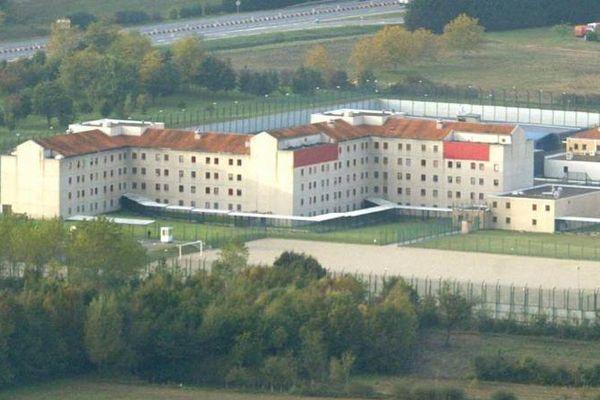 La prison de Neuvic en Dordogne