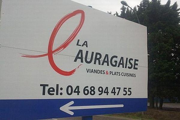 Castelnaudary (Aude) - entreprise La Lauragaise - novembre 2013.