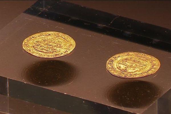 Pièces d'Or du Trésor de Cluny