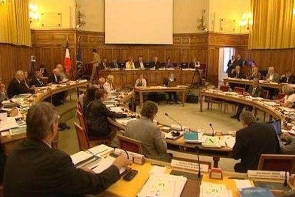 L'Assemblée départementale de Saône-et-Loire
