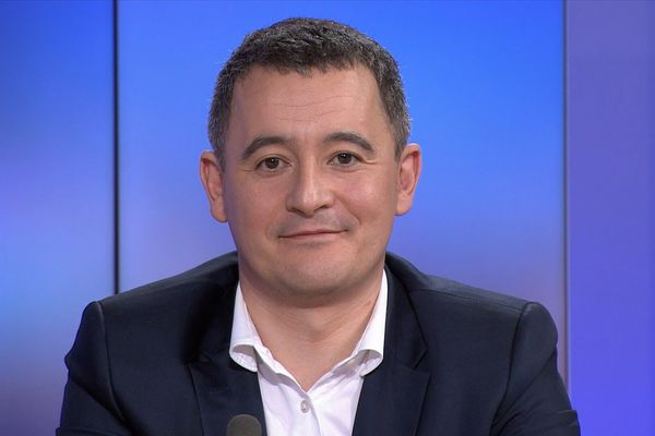 Le ministre Gérald Darmanin va retrouver son fauteuil de maire à Tourcoing.