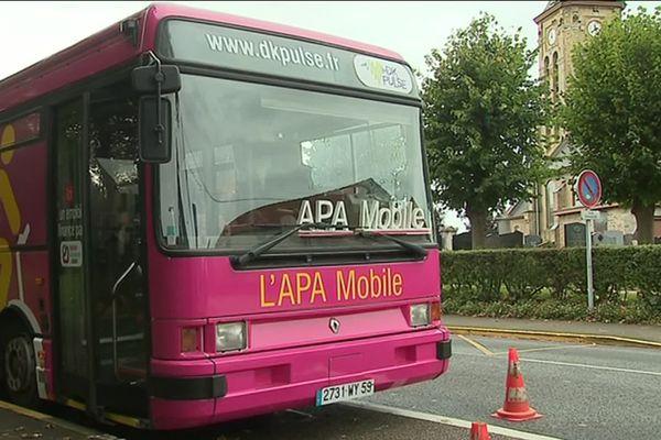 Le bus sportif de DK Pulse