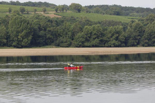 Une homme est décédé ce samedi 21 août près d'Anglure dans la Marne, il faisait du canoë sur la rivière Aube. Image d'illustration.