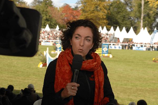 Corinne Bian Rosa, journaliste à France 3 Centre-Val de Loire