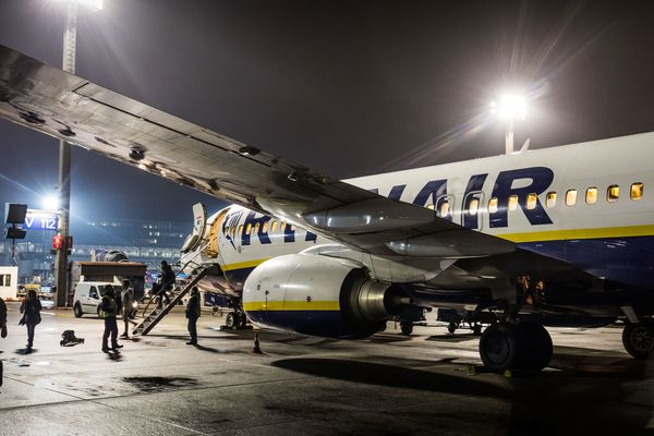 Toulouse base possible pour RyanAir