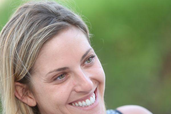 Cécile Muschotti, 29 ans, élue députée REM de la 2e circonscription du Var,