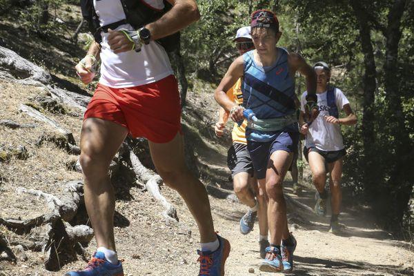 30 heures de course pour avaler à toute vitesse, le GR20, le défi de l'été pour le traileur Xavier Thévenard.