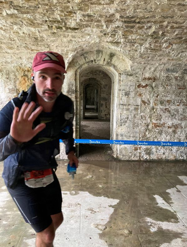 Trail des forts 2020 : nouveau passage au fort de Fontain