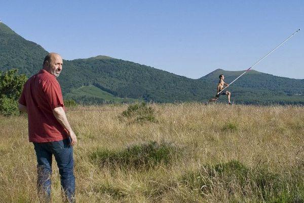 Au pied du puy de Dôme, le réalisateur Cédric Klapisch a entamé fin juin 2015 le tournage d'un documentaire consacré à la préparation du perchiste Renaud Lavillenie en vue des Jeux Olympiques de Rio (2016).