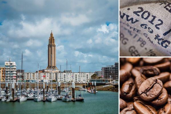 L'histoire du Havre et de son port est liée à celle du café depuis 1728 !