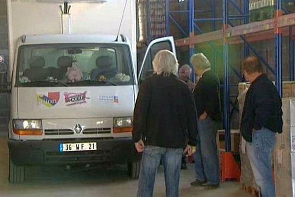 Les Restos du Cœur de Côte d'Or sont à la recherche d'une cinquantaine de bénévoles pour la campagne d'hiver 2013 qui débute le 25 novembre