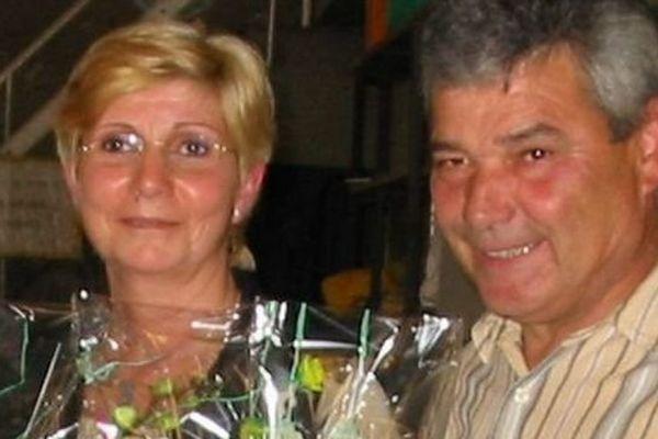 Gisèle et Germain Lion retraités à bram, morts dans l'attentat de Nice