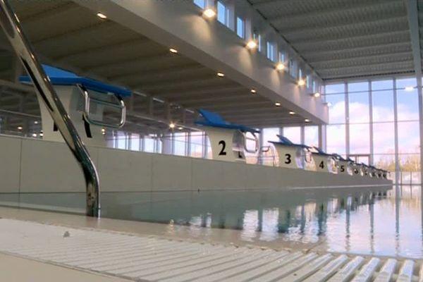 Les Bains du Lac, inaugurés en mars dernier, font cohabiter équipements sportifs, loisirs et espaces de détente.