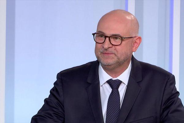 Laurent Pietraszewski souhaite que les élections régionales aient bien lieu en juin prochain.
