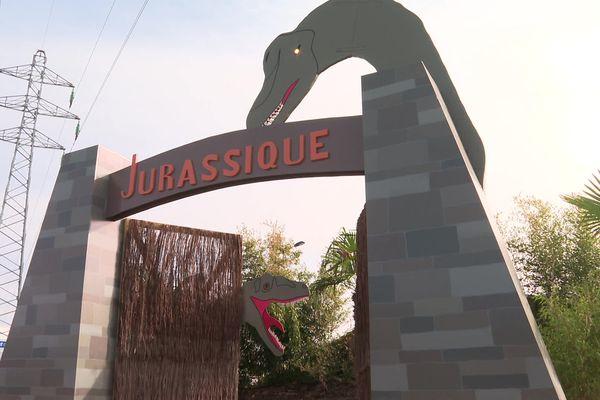 Les dinosaures ne vous mangeront pas.