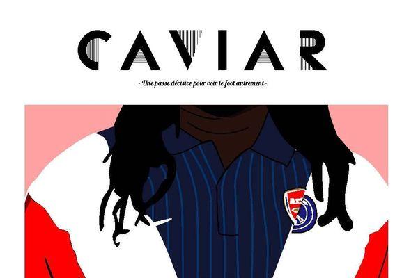 """""""Caviar"""" : un magazine pour voir le foot autrement entièrement réalisé par des étudiants d'Occitanie et d'ailleurs"""