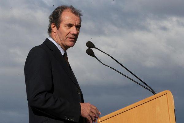 Luc Jousse, maire UMP de Roquebrune-sur-Argens