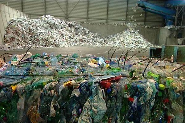 UTOM (Unité de traitement des ordures ménagères) de Saran