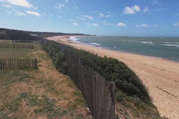 plage St-Georges d'Oléron