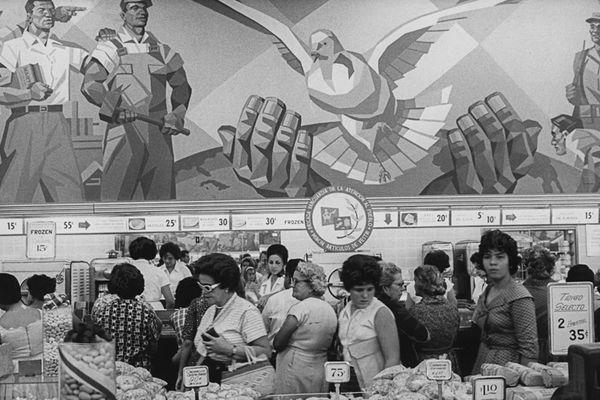 Cuba, 1963. © Marc Riboud