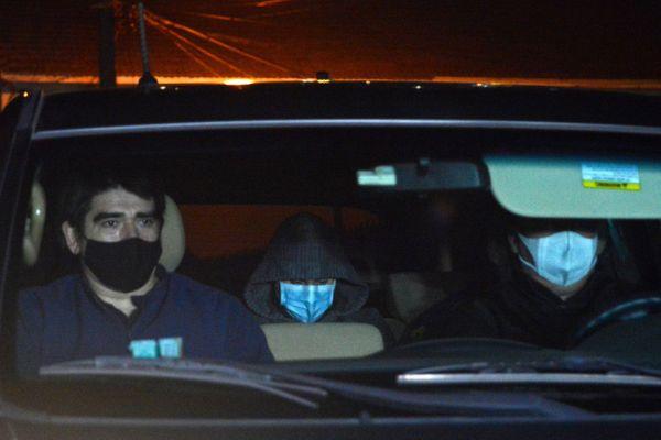 Ce 23 juillet, la police du Chili est venue chercher Nicolas Zepeda chez lui pour l'extrader vers la France.