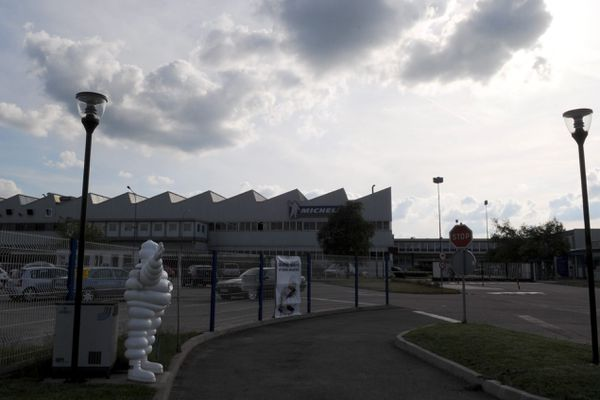 Le site Michelin de Golbey a fêté ses 50 ans d'existence l'an passé. Il emploie 500 salariés.