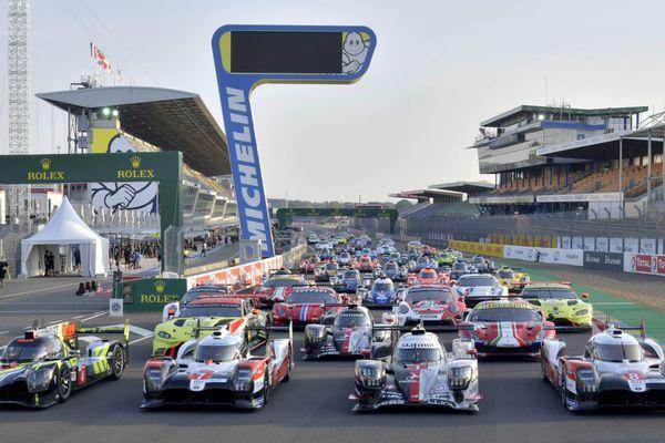 24 heures du Mans 2020 - Photo officielle des voitures admises au départ