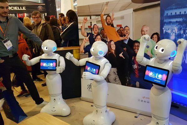 Le robot Pepper offre une interaction facile en se comportant (presque) comme un humain