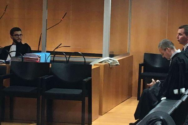 Romain Bail comparait devant la Cour d'Appel de Caen le 21 octobre 2019
