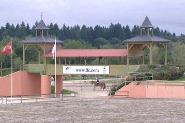 Les meilleurs cavaliers français de concours complet sont ce week-end à Lamotte-Beuvron.