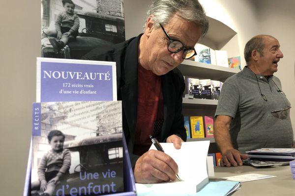 """Livre - """"Une vie d'enfant"""" d'Henri Medori"""