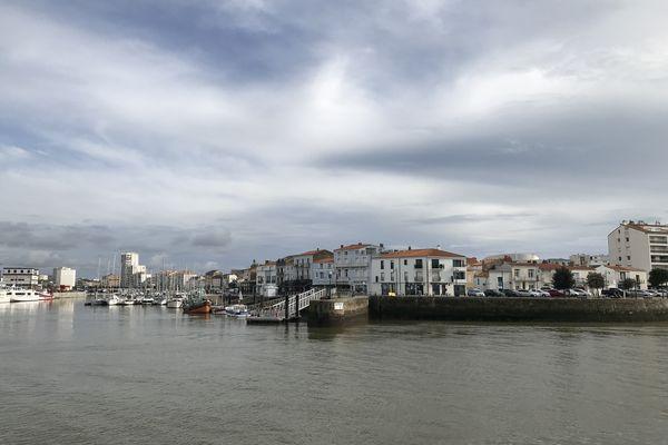 Chenal et Port des Sables d'Olonne (Vendée)