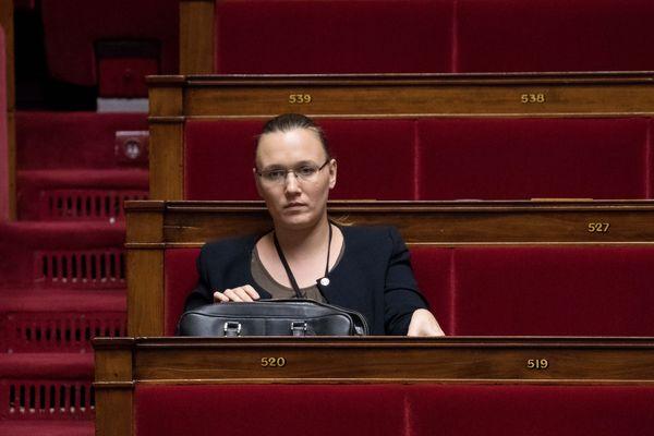 Fannette Charvier, député LREM du Doubs