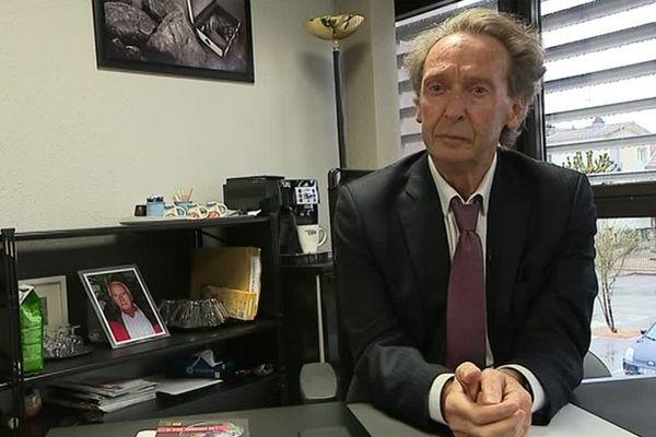 Martial Bourquin sénateur socialiste du Doubs