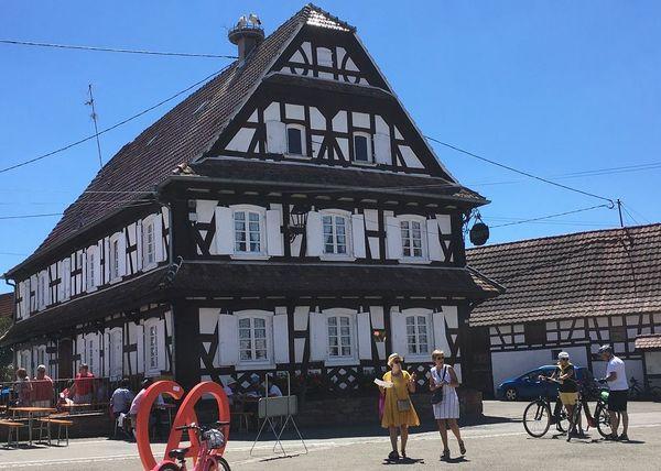 Les nouveaux visiteurs viennent souvent d'Alsace