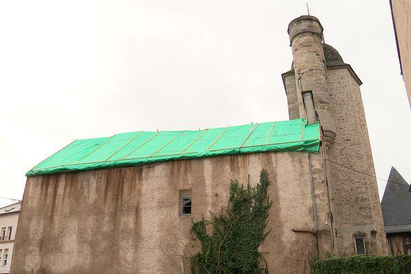 L'ancien hôtel particulier de Clugny est mis en vente