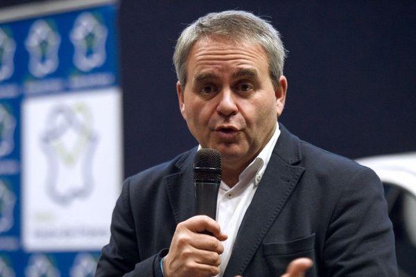Xavier Bertrand et sa majorité mis en cause par le Rassemblement National.