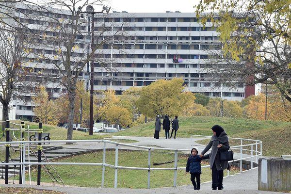 Photo d'archives. Quartier du Mirail à Toulouse