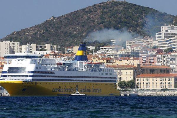 """Coronavirus et tourisme : """"il n'y a pas de flux de maritimes et aériens"""" assure le préfet de Haute-Corse"""