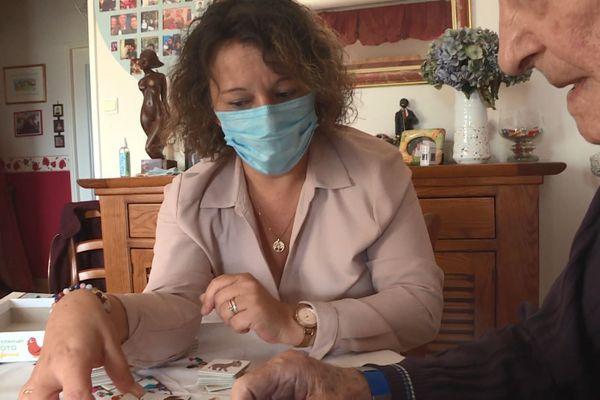 L'association Bulle d'Air en Vendée, propose des relayeurs pour soulager les aidants