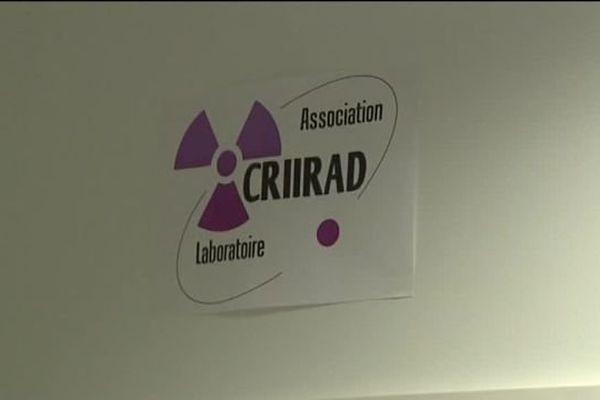Le siège de la Criirad, à Valence
