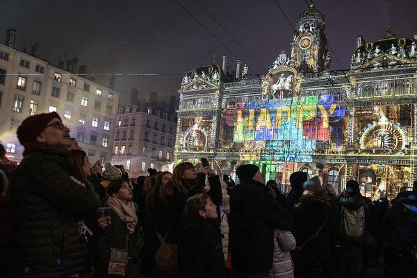 La Fête des Lumières devrait accueillir près de 2 millions de visiteurs à Lyon, entre le 5 et le 8 décembre 2019.