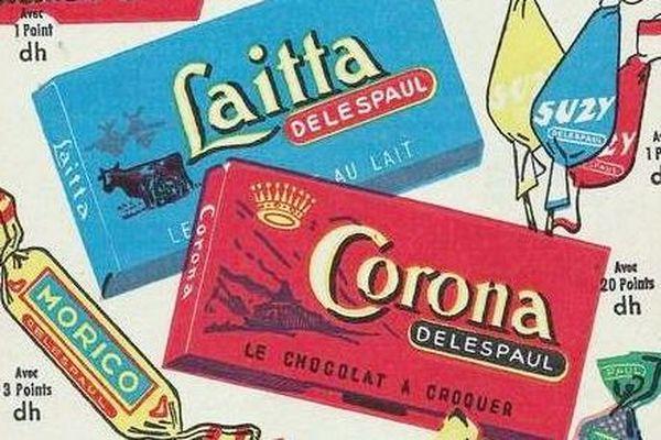 Publicité des années 60