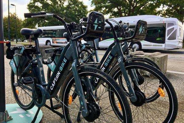 Vélos ou trottinettes électriques, les 15 premières minutes d'usage sont gratuites sur le campus de la Chantrerie à Nantes