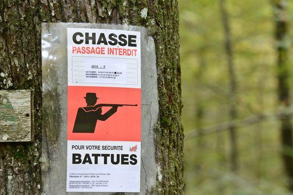 La battue est dangereuse car les chasseurs se retrouvent face à face